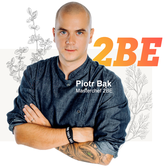 Piotr Bąk - Masterchef 2BE